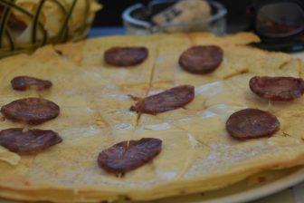 Stintino-La Pelosa-pizza-Pane-Carasau-torre- aragonese