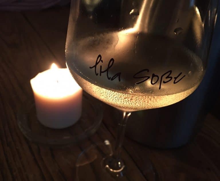 Restaurant 'Lila Sosse'
