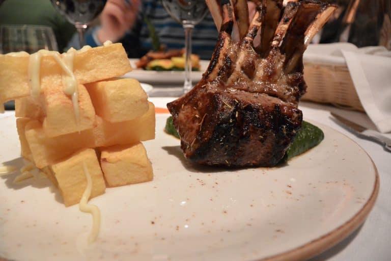 リスボンの素晴らしかったファドと食事