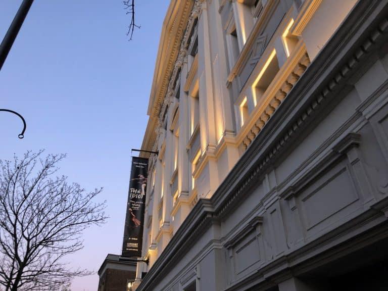 London, Print Room Theatre (1) (Londra)