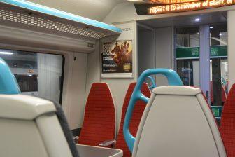 Nel treno per Brighton