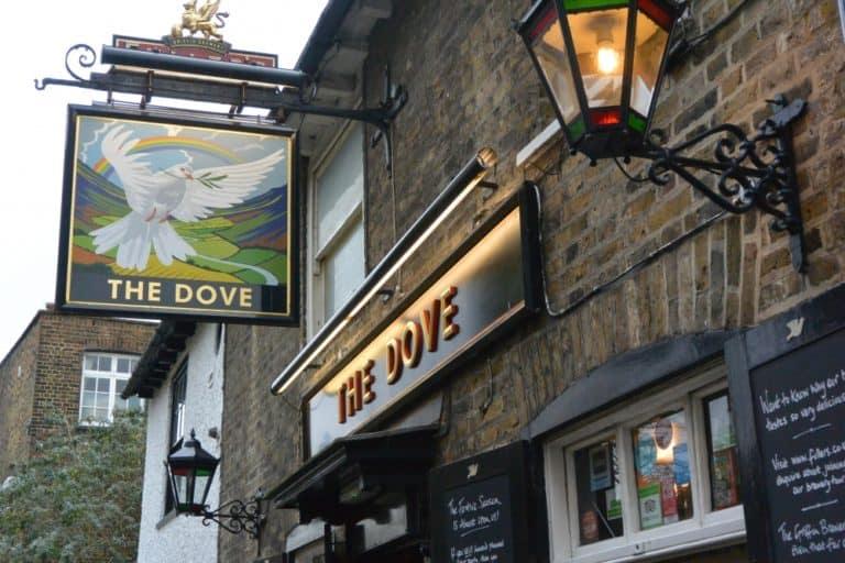 A historic pub