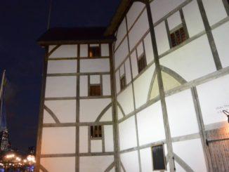 Visiting Globe Theatre