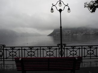 Rainy Lugano