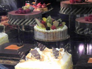 Switzerland, Lugano – cakes, Oct.2014