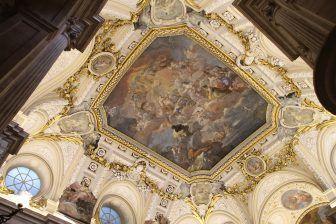 La cattedrale e il palazzo reale
