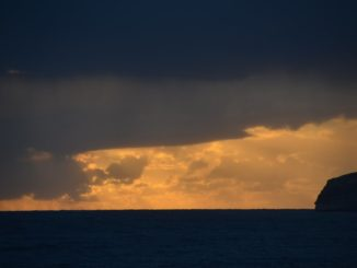 Malta, Gozo – sea and sky, Feb. 2013