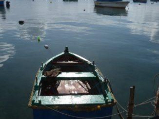Malta, Marsaxlokk – boat, Feb. 2013
