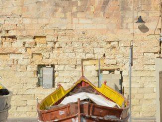 Malta, Marsaxlokk – old, Feb. 2013