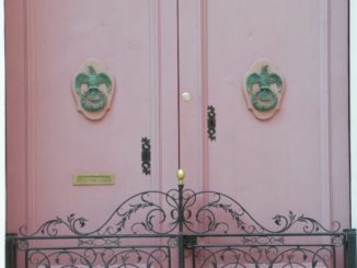 Malta, Mdina – door, Feb. 2013