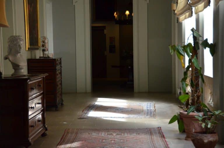 L'hotel che era la residenza di una famiglia nobiliare