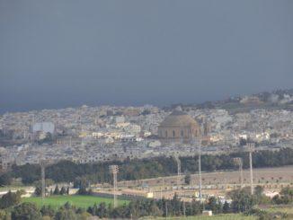 Malta, Mdina – view, Feb. 2013