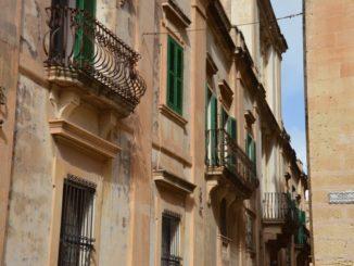 Malta, Mdina – street, Feb. 2013