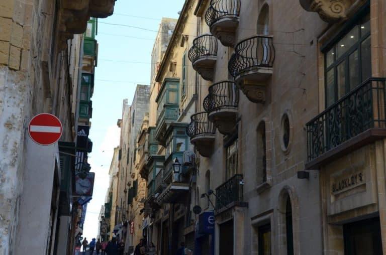 Malta, Valleta – no entry, Feb.2013 (Valletta)