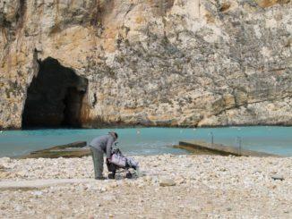 Malta, Gozo – stroller, Feb. 2013