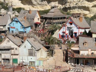 Malta- from the film Popeye, Feb. 2013