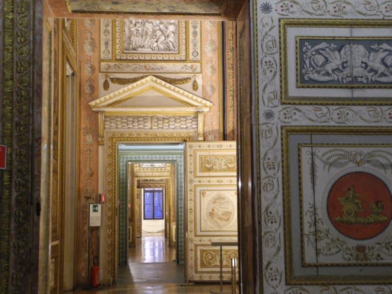 Visita del Palazzo Ducale di Mantova