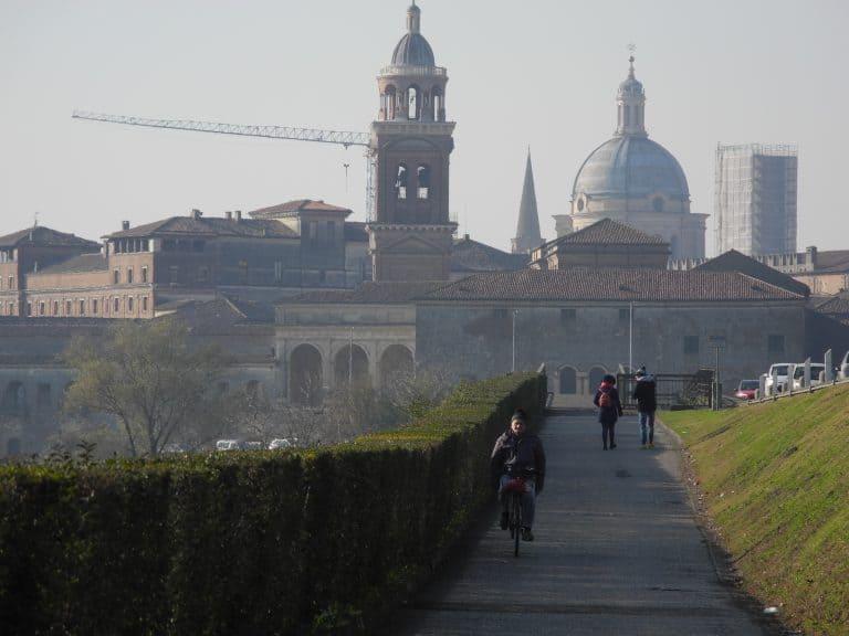 Verso Mantova