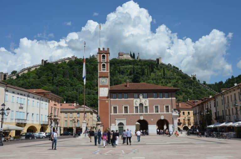 Chess town, Marostica