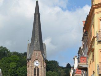 città – chiesa e castello, Agosto 2015