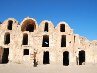 Tunisia Medenine and vicinity