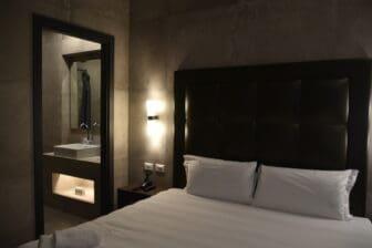 a bedroom in Spice Hotel in Milan