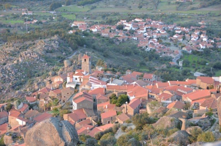 ポルトガル-モンサントと周辺