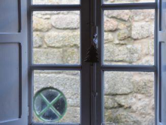 Portugal, Monsanto – from the window, Nov.2014