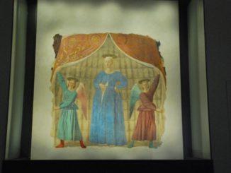 Madonna del Parto ad Arezzo