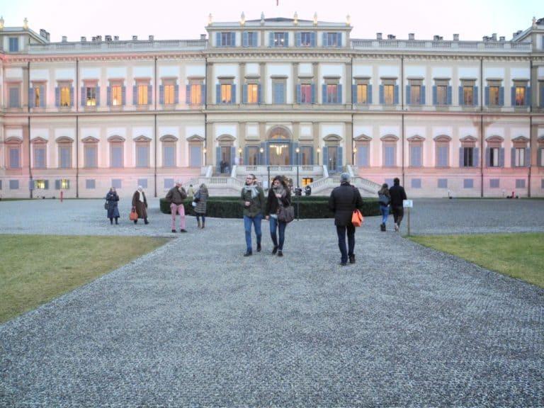 モンツァの王宮