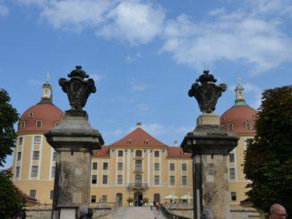 Il castello di Moritzburg