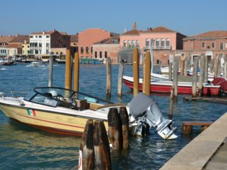 Shopping in Murano
