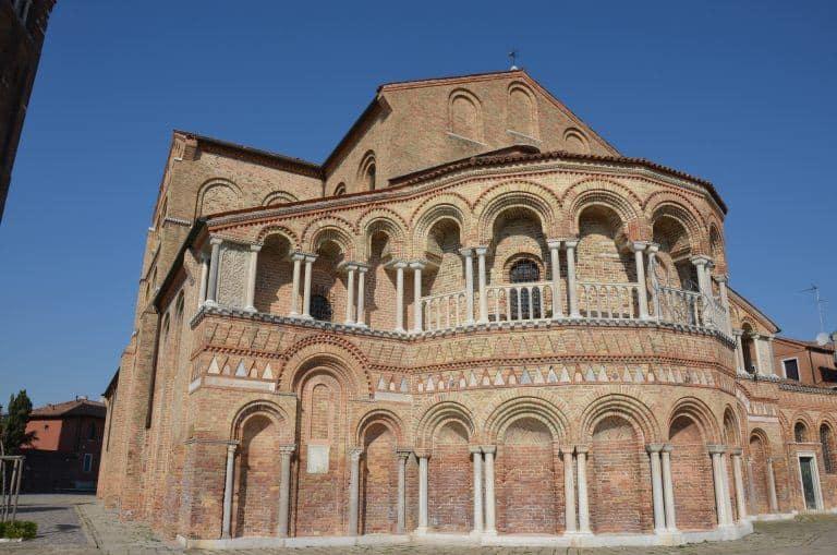 Murano, Basilica – outside, Apr.2017 (Venice)