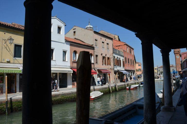 Murano – view of the canal, Apr.2017 (Venice)