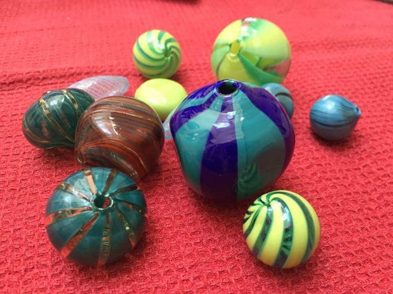 beads of Murano