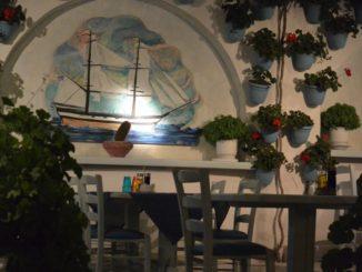 Greece, Mykonos – interior, Aug.2013