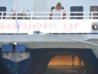 Greece, Mykonos – man, Aug.2013