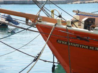 Greece, Naxos – ropes, Aug.2013