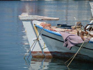 Greece, Naxos – bow, Aug.2013