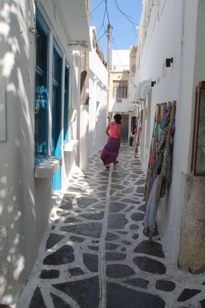 ギリシャ-ナクソス
