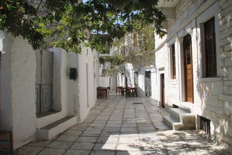 Il villaggio fatto di marmo