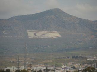 town – flags, Mar.2015