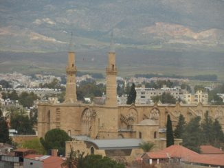 town – Selimiye Mosque, Mar.2015