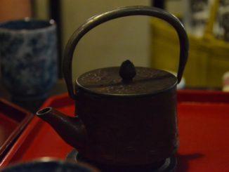 Japan, Tokyo – teapot, Aug.2014