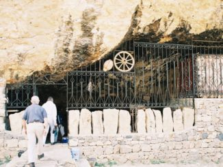 Ristorante nella grotta a Novarank