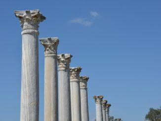 Salamis – columns, Apr.2015