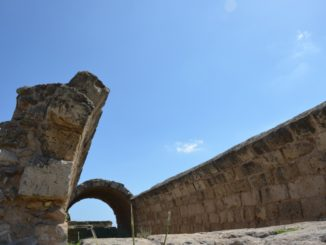 Quickly visited Salamis