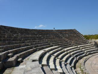 Salamis – amphitheatre, Apr.2015
