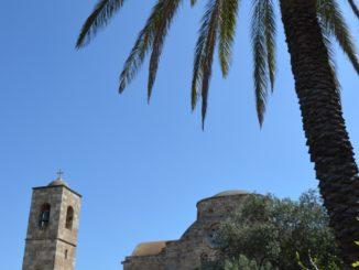 Salamis – blue sky, Apr.2015