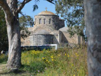 Visit ex-St.Barnabas Monastery in Northern Cyprus